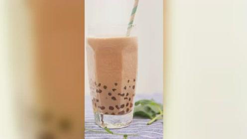 黑糖奶茶,这一杯谁不爱?