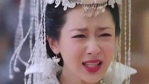 杨紫真的太会哭!《香蜜》哭到假睫毛都掉了