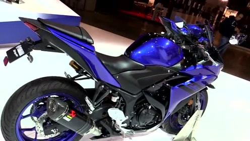 国内售价约5万!2018 雅马哈Yamaha R3