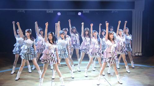 谁说女子不如男!SNH48女团现场大跳EXO的成名曲,帅一脸!