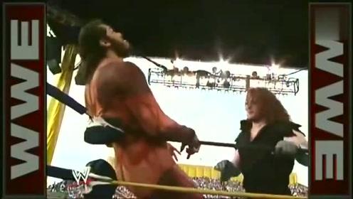 送葬者VS巨人王冈萨雷斯 比卡里还凶悍的对手