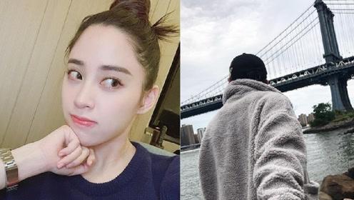 欧阳妮妮否认恋情 男方疑晒牵手照