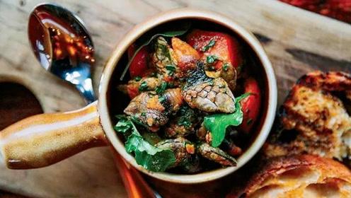 暗黑系海鲜,来自地狱般的美味珍馐,鹅颈藤壶