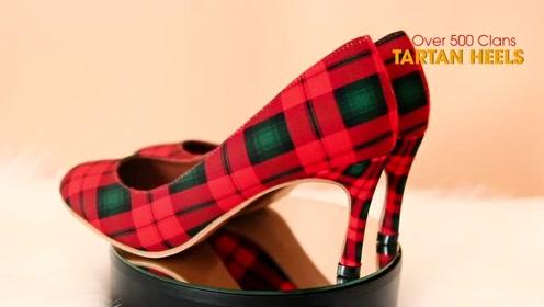 红色高跟鞋,女人心中的梦幻