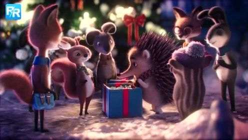 看哭了!这是今年圣诞节最暖心的礼物短片了