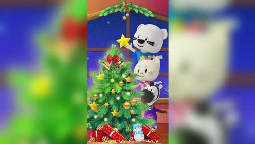 #超级小熊布迷#祝大家#圣诞快乐#!🎄🎄