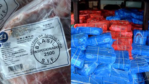 僵尸肉!春节将至,广东查获140吨冻肉 或来自疫区