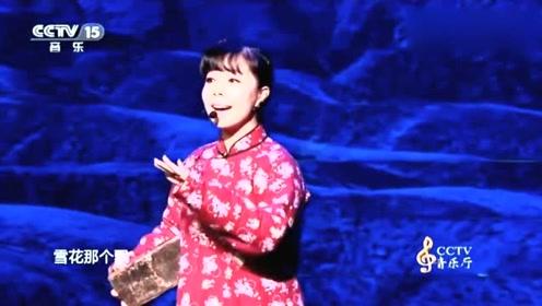 白毛女选段《北风吹》《扎红头绳》演唱:王二妮,向经典致敬