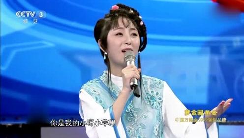 """河北美女扮演""""林妹妹"""",登台演唱黛玉版《小苹果》,杨帆直呼好听!"""
