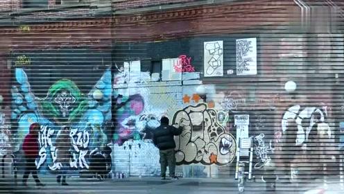 Ai看我:最新纽约vlog新鲜出炉