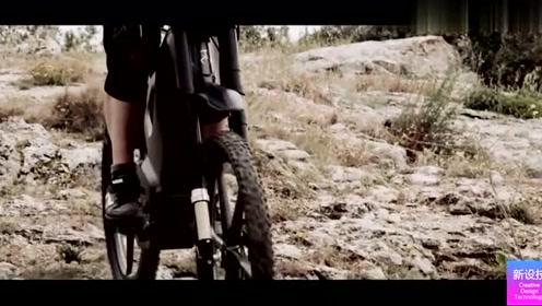 价值15万的Trefecta混合动力自行车