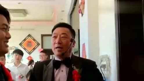 清香侄女结婚,河南农村婚礼,老风俗新规矩结合很热闹