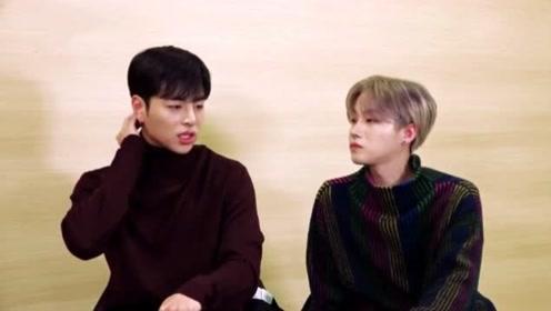 iKON在霓虹对新专辑《NEW KIDS》快问快答花絮来袭