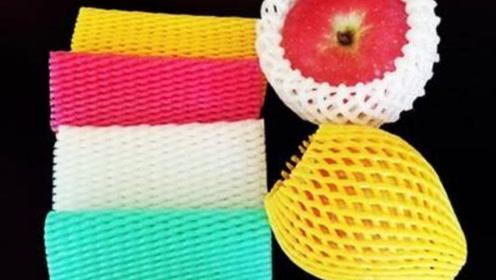 你家有这种水果网套吗?简单改造,全家人都抢着用,快回家翻出来