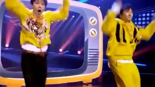 舞林大会:刘维大跳街舞串烧《卡路里》,瞬间嗨爆全场!