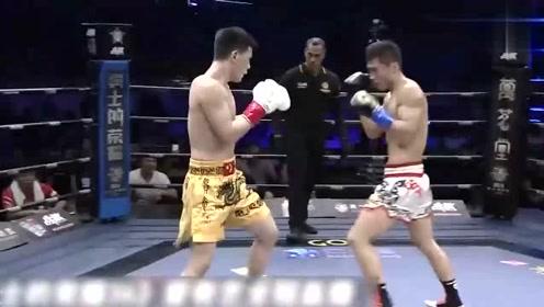 锤爆日本拳手的中国小哥,天才技术型多点开花,夺金腰带挑战权