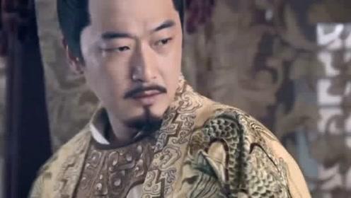 夫妻俩做梦都想当皇上和皇后,丈夫披上龙袍那一刻,妻子驾鹤西去