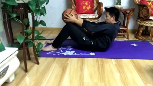 专门锻炼上腹肌的小动作,掌握这个增肌小技巧,自然事半功倍
