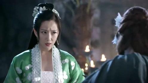 东海二公主被迫给鲛人陪酒,结果被当众调戏,龙王连女儿都守护不了