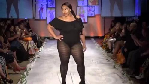 微胖的时尚,只要你足够自信,哪里都是你的秀场!