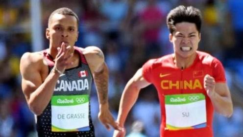 同个场地两次击败加特林,苏炳添渴望冲击奖牌,这才是亚洲速度!