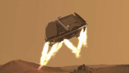 火星上真有生命吗?科学家将发送火星登陆器一探究竟!科技的力量