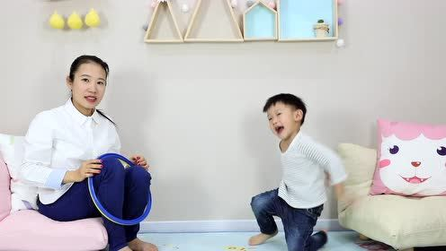 呼噜亲子游戏,天天酷玩,小伙子嗨爆全场!