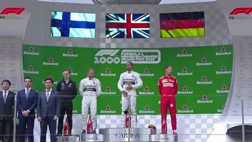 千站之王!汉密尔顿在F1上海站飞驰人生
