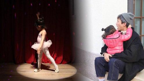 孙俪微博晒图说女儿是芭蕾舞肥鹅 邓超评论替女儿讨回公道