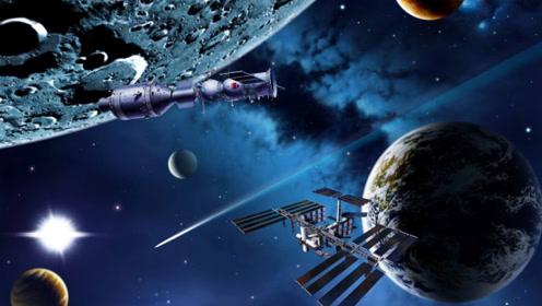 太空探索:如今月球离地球越来越远,恐龙时代的月球看起来有多大?