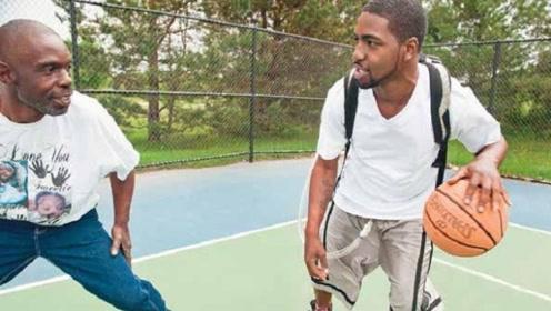 男子没有心脏,还能正常打篮球,打开他的书包后,众人张大了嘴巴!
