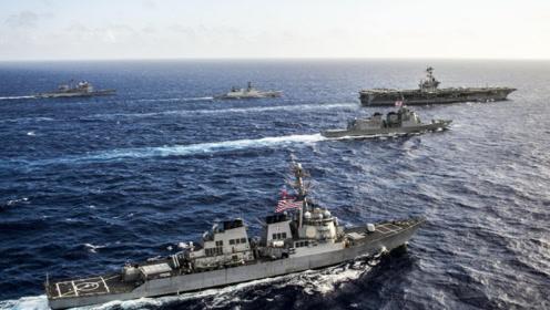 美国公布2019世界军力排行:俄罗斯并非第二名,中国排名意外