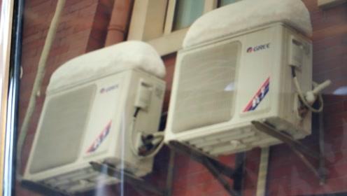 空调外机长时间挂在室外会怎样?好多人都搞错了,学到就是赚到