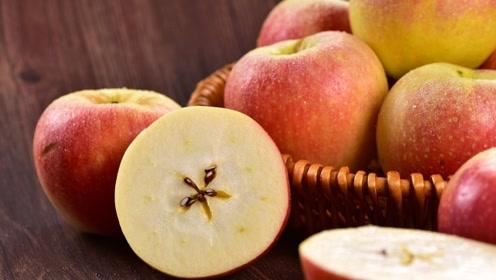 晚上吃苹果是毒苹果?养生专家:不管好坏,2个时间段吃苹果最好