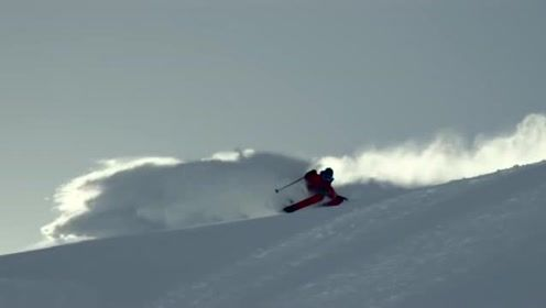 滑雪的最高境界—速降
