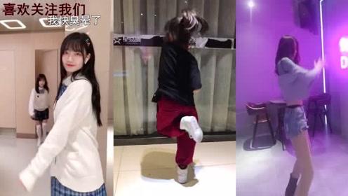 姐妹花有点皮,4岁小妹妹节奏感真好,跳舞灵动好看