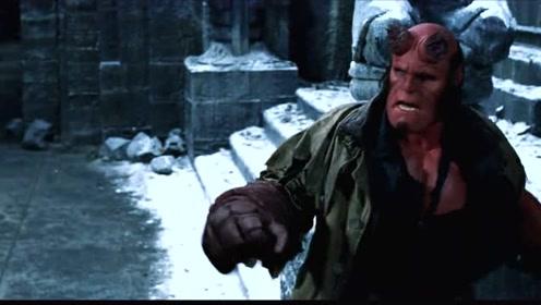 《地狱男爵》如果超级英雄长着一副灾星相,你还会信任他吗