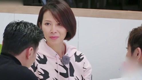 """""""炫夫狂魔""""蔡少芬曾想把张晋介绍给闺蜜,有谁注意到他的表情?"""