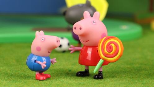 谁是陪伴自己最久的人?小猪佩奇说是乔治,仙女莉莉带来了妈妈!