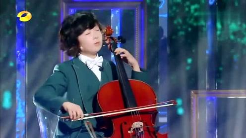 欢乐儿童组合提琴联奏《查尔达什舞曲+生命万岁》,棒到飞起