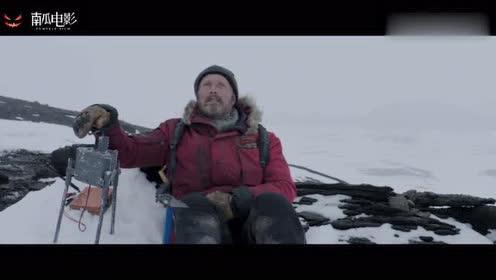 北极:大叔劝导落难女子:他们会找来的,同时也是在劝导自己