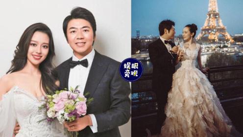 36岁郎朗迎娶24岁娇妻,妻子德韩混血长相甜美,精通多国语言