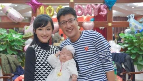 24岁嫁37岁老公生完三胎比以前美,三个儿女颜值还好遗传她