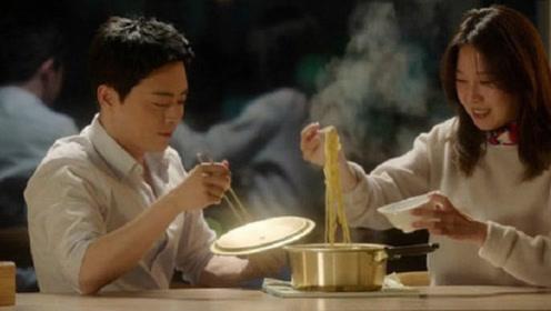 为什么韩剧经常有吃泡面的情节?韩国的泡面真有那么好吃吗?