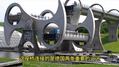为何这座花了39亿才建好的桥梁,上面过的不是汽车而是轮船呢?