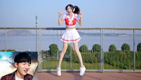 舞蹈:活力小姐姐带我们回忆青春,哈哈,啵啵嘅