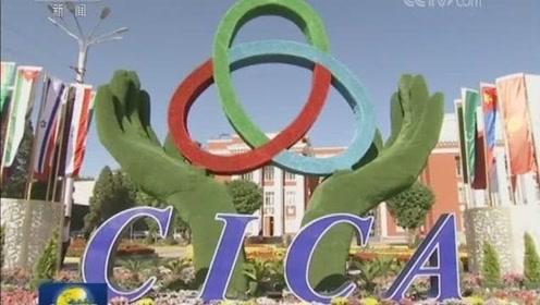 习近平抵达杜尚别开始出席亚信会议并对塔吉克斯坦进行国事访问