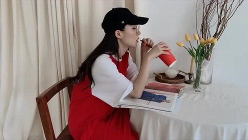 韩妞范满满的夏季搭配 怎么穿都是女神范