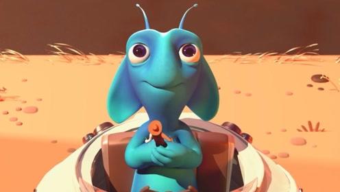 外星人被人类歧视,不允许他们进入电影院,买三张票也不行!
