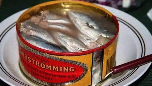 鲱鱼罐头臭到没朋友,欧洲人却爱到不行,支招:吃法要正确